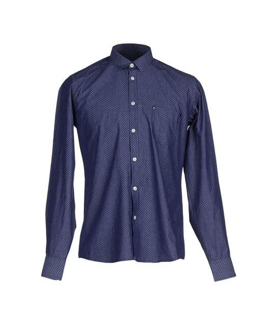 Billtornade - Blue Shirts for Men - Lyst
