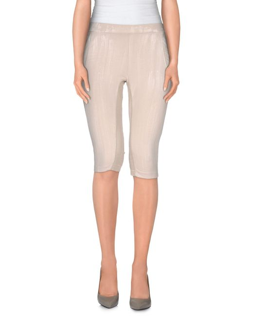 Superfine - Natural Bermuda Shorts - Lyst