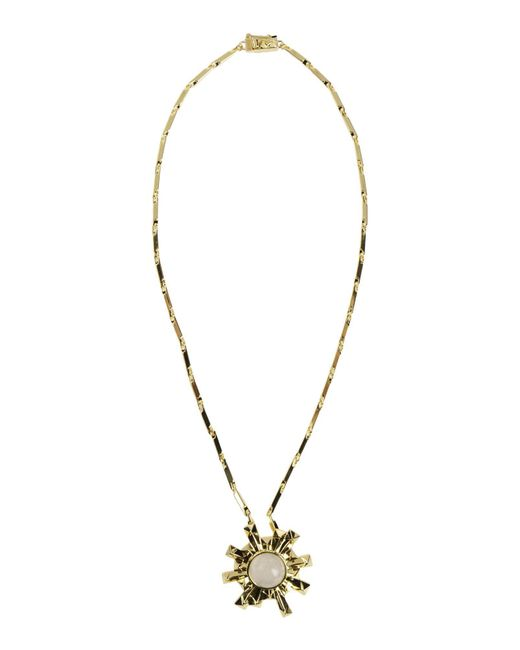 Eddie Borgo - Metallic Necklace - Lyst