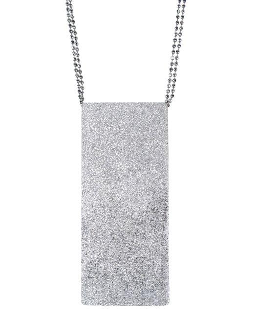 Brunello Cucinelli | Gray Necklaces | Lyst