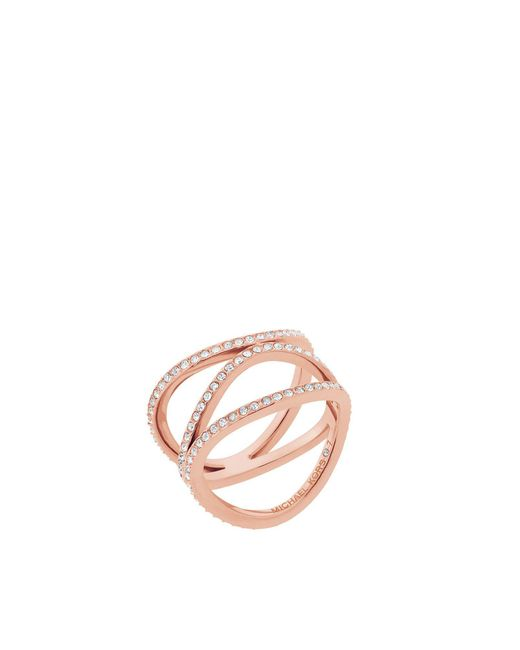 Michael Kors | Multicolor Ring | Lyst