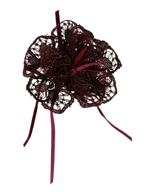 Clips - Black Brooches - Lyst