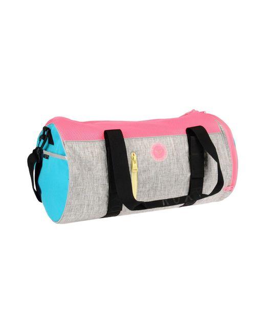 Roxy - Gray Luggage - Lyst