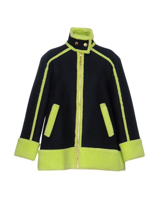 Boutique Moschino Green Coat