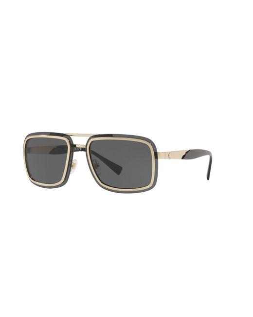 Versace - Multicolor Lunettes de soleil for Men - Lyst ... cb5d78ea70c8
