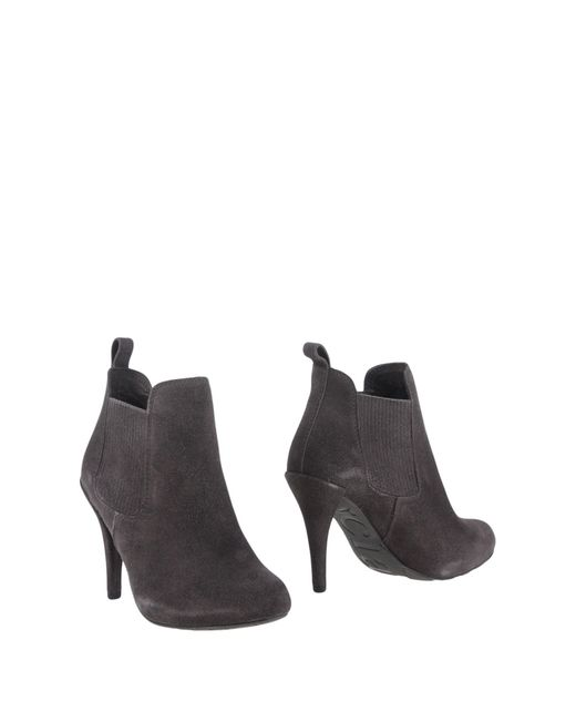 Pedro Garcia | Black Ankle Boots | Lyst