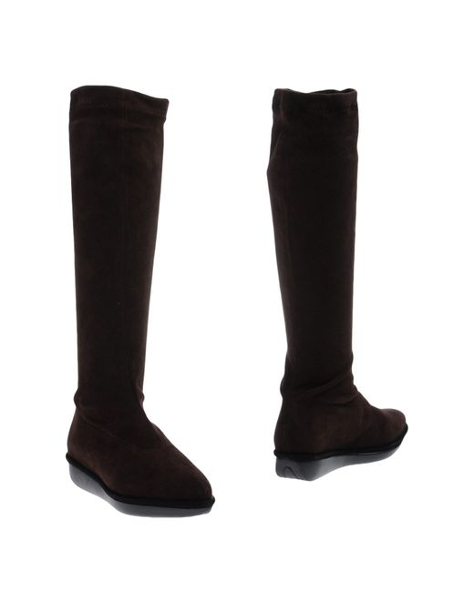 Robert Clergerie | Black Boots | Lyst