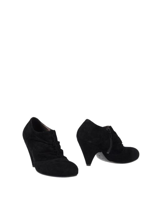 Vic Matié | Black Shoe Boots | Lyst