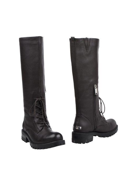 Liu Jo | Brown Boots | Lyst