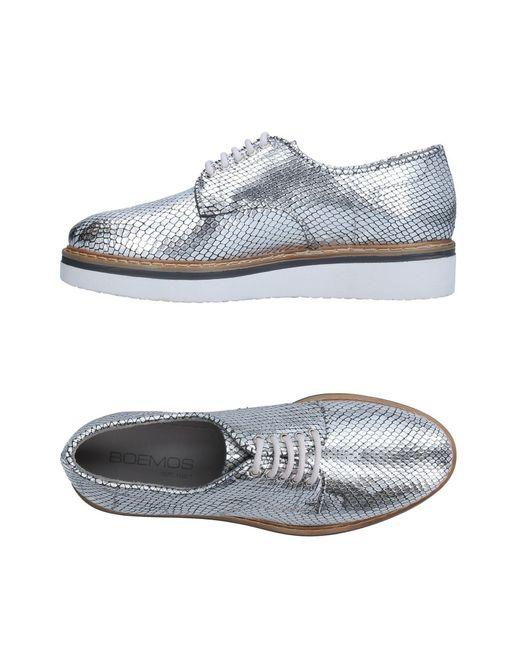 Boemos | Metallic Low-tops & Sneakers | Lyst