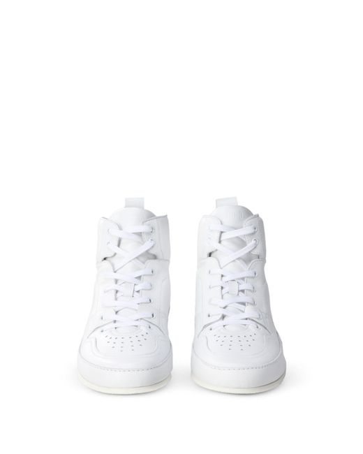 Moschino | White High-tops & Sneakers for Men | Lyst