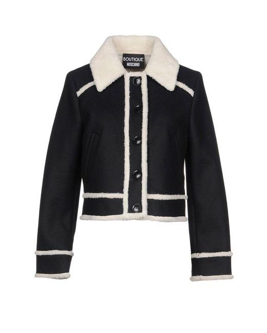 Boutique Moschino - White Jacket - Lyst