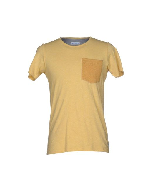 Supremebeing | Yellow T-shirt for Men | Lyst