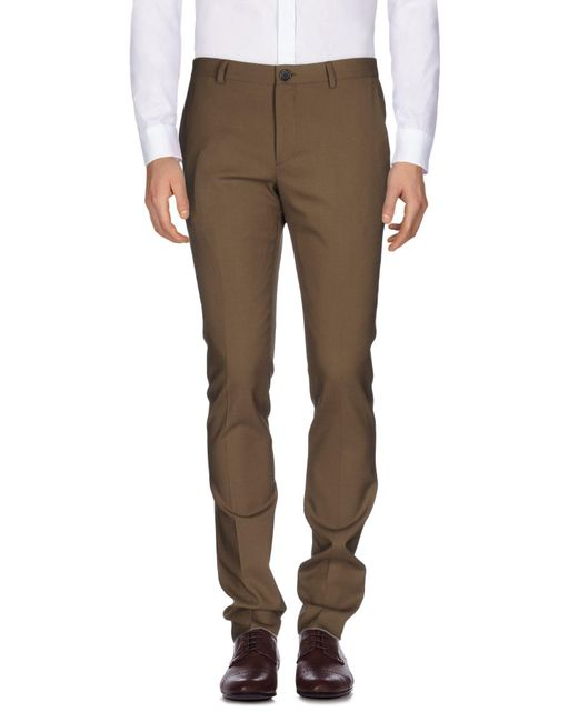 PS by Paul Smith   Green Casual Trouser for Men   Lyst