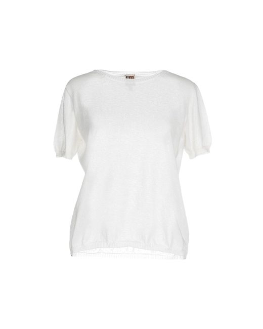 I'm Isola Marras | White Sweaters | Lyst