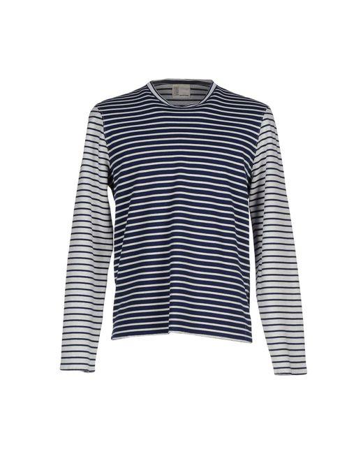 Obvious Basic | Blue T-shirt for Men | Lyst