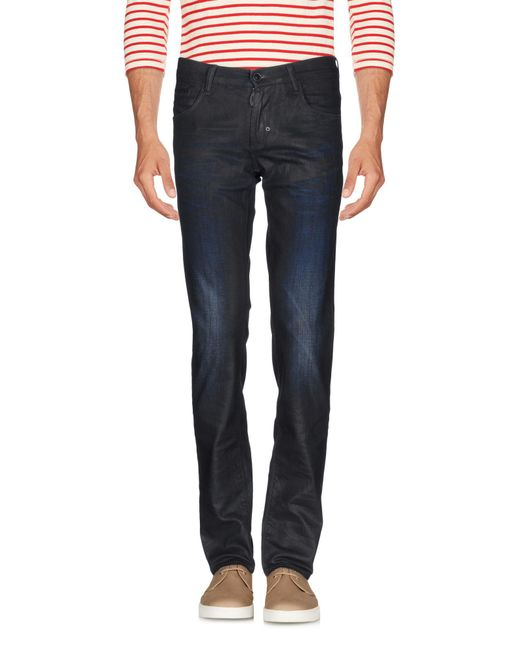 Antony Morato - Blue Denim Trousers for Men - Lyst