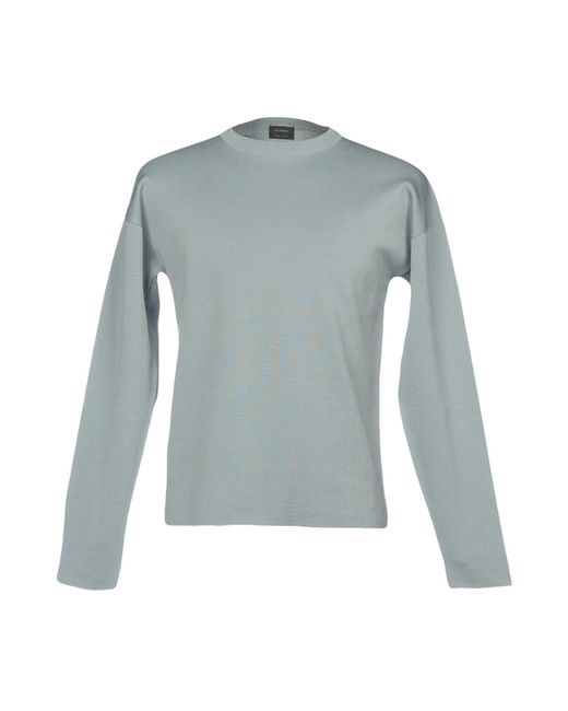 Jil Sander - Green Sweater for Men - Lyst