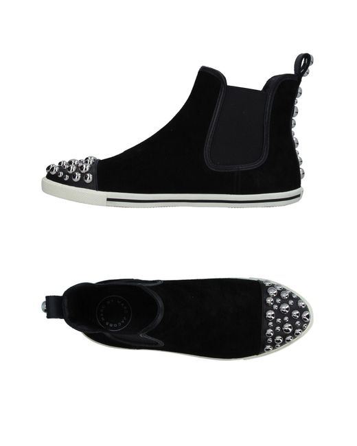 Marc By Marc Jacobs - Black High-tops & Sneakers - Lyst