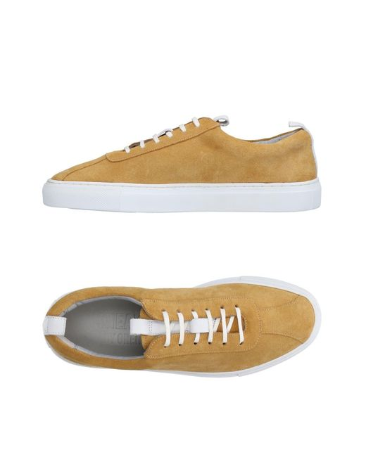 GRENSON - Natural Low-tops & Sneakers - Lyst