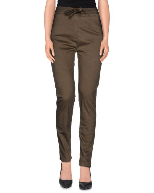 Brockenbow - Green Casual Trouser - Lyst