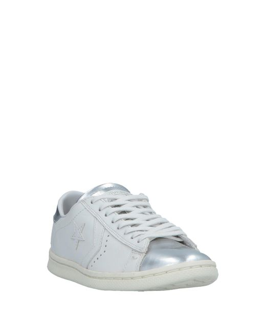 8a3dd283678b20 ... Converse CONS - Metallic Low-tops   Sneakers - Lyst