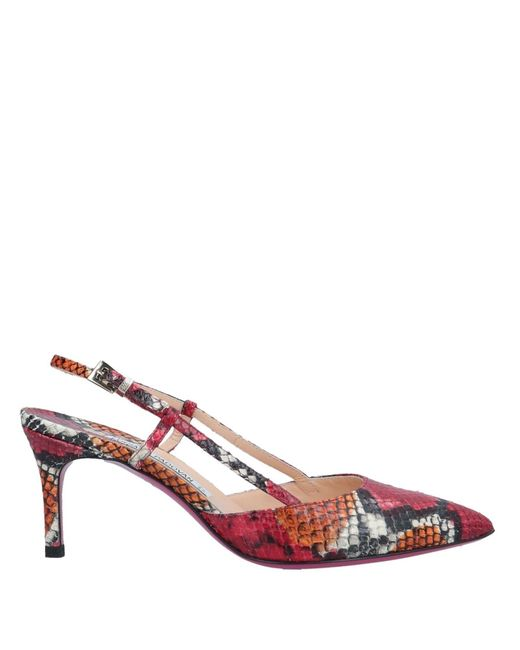 Luciano Padovan - Red Pump - Lyst
