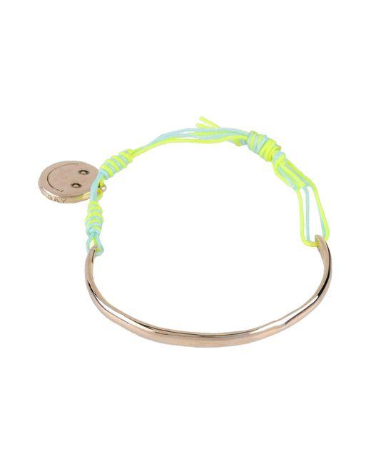 Venessa Arizaga - Metallic Bracelet - Lyst