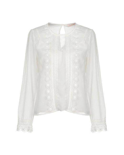 Traffic People - White Blouses - Lyst