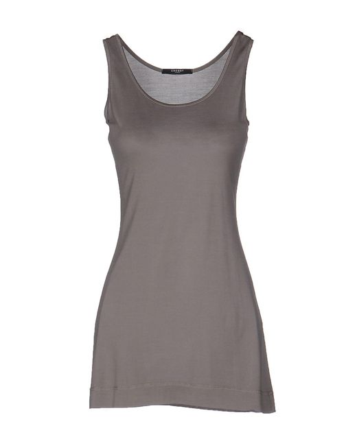 Snobby Sheep | Gray Top | Lyst