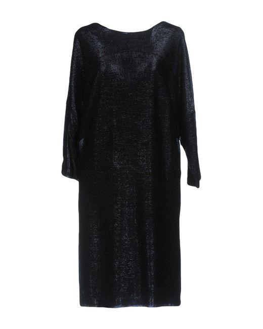 Valentine Gauthier - Blue Short Dress - Lyst