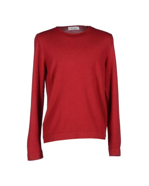 Mauro Grifoni - Brown Sweater - Lyst