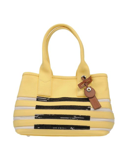 Marc By Marc Jacobs - Yellow Handbag - Lyst