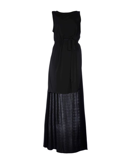 Aa De Amaya Arzuaga - Black Short Dress - Lyst