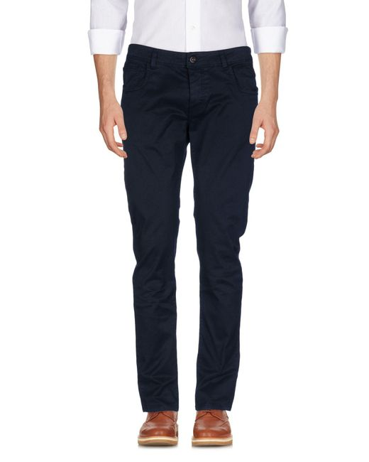 Camouflage AR and J. - Blue Casual Pants for Men - Lyst