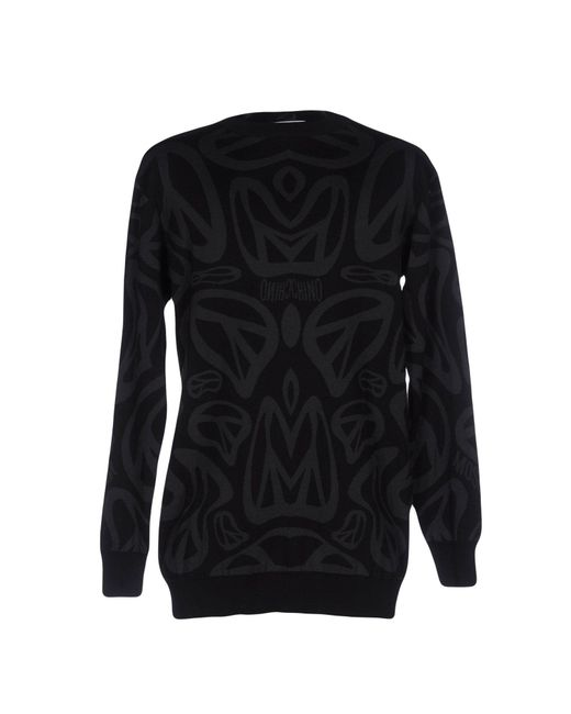 Moschino Couture | Black Sweater for Men | Lyst