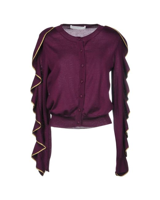 Philosophy Di Lorenzo Serafini - Purple Sweaters - Lyst