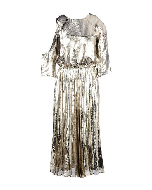 Anouki - Multicolor Knee-length Dress - Lyst