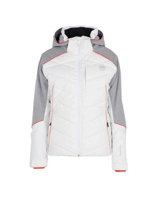 Rossignol   White Jacket   Lyst