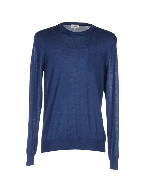 Façonnable | Blue Sweater for Men | Lyst