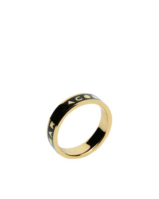 Marc By Marc Jacobs - Black Ring - Lyst