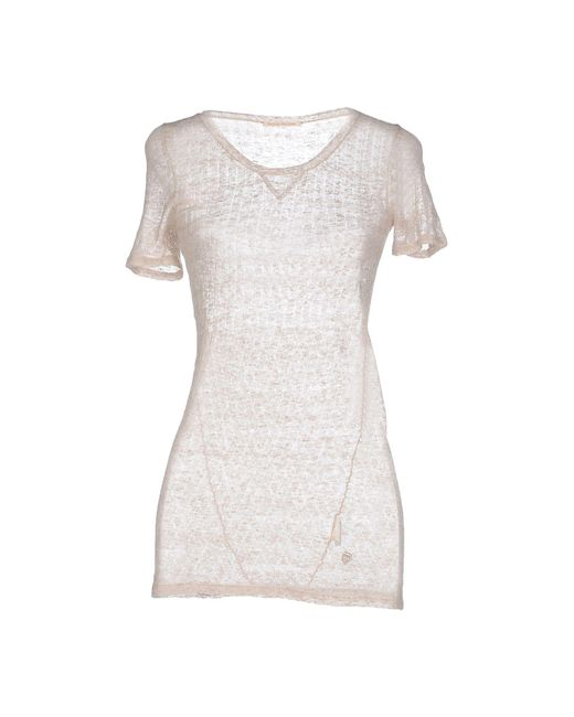 Paolo Pecora - Natural Sweater - Lyst