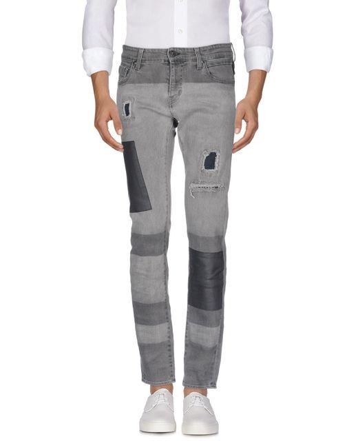 Meltin' Pot - Gray Denim Pants for Men - Lyst