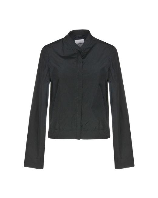 Aspesi - Black Jacket - Lyst