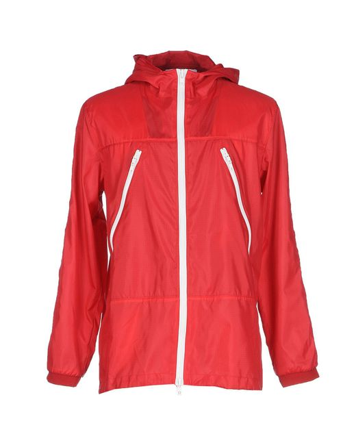 Mauro Grifoni - Red Jackets for Men - Lyst