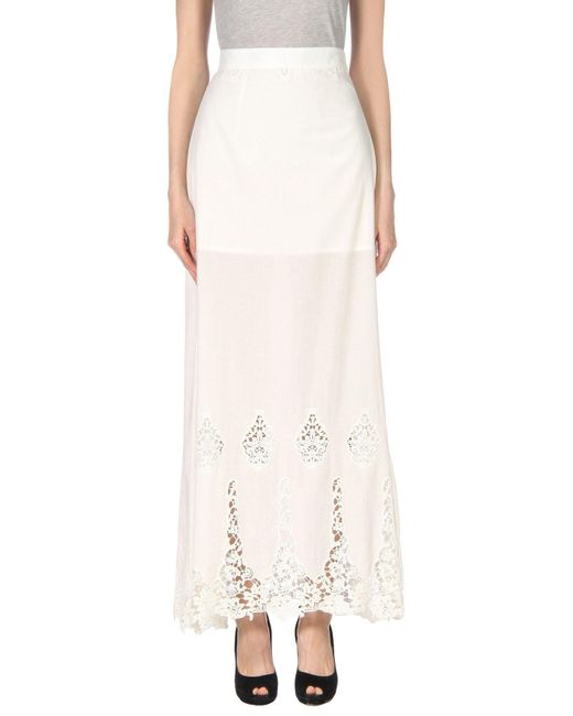 Miguelina - White Cover-up - Lyst