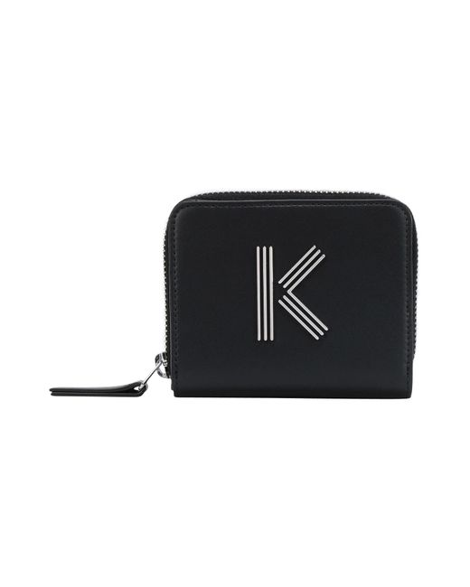 KENZO Black Wallet