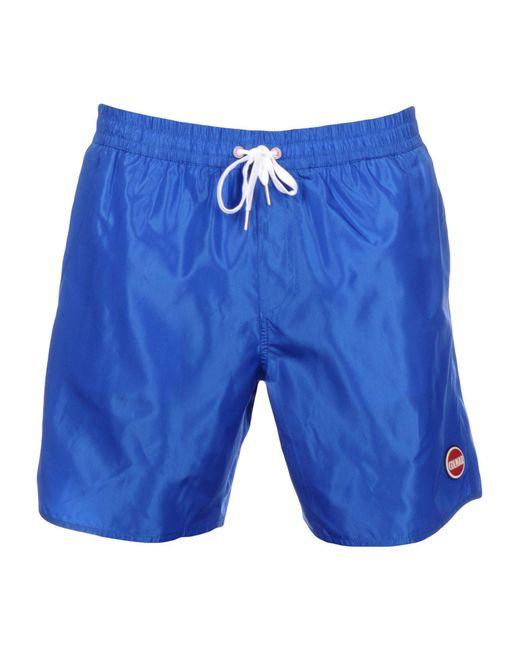 Colmar - Blue Swim Trunks for Men - Lyst