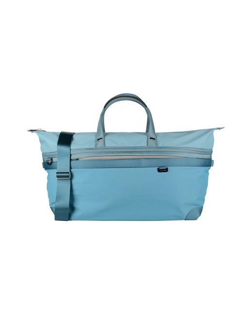 Samsonite - Blue Luggage - Lyst