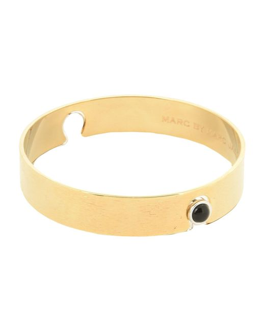 Marc By Marc Jacobs - Metallic Bracelets - Lyst